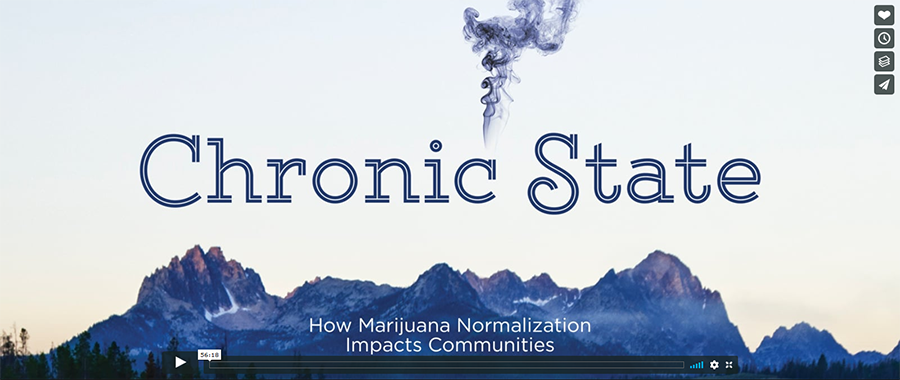 Chronic State: How marijuana normalization affects communities